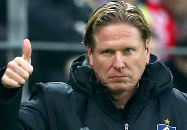 Markus Gisdol übernahm den Trainerposten von Bruno Labbadia