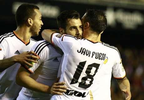 Top-11 La Liga: Griezmann & Mina eiskalt