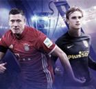AO VIVO: Bayern 0 x 0 Atlético de Madrid