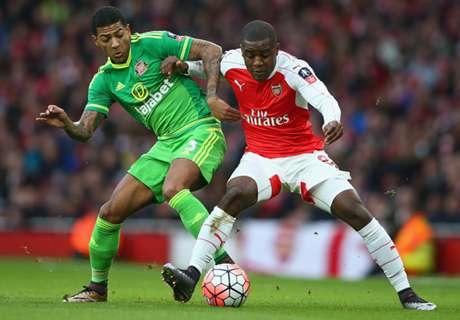 Arsenal va por su puesto de UCL