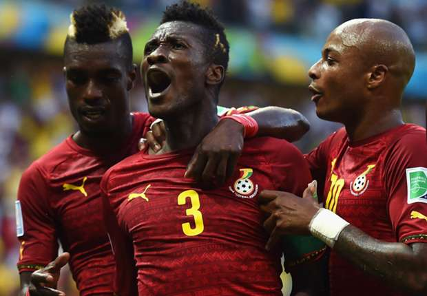Ghana prove to be the World Cup's great entertainers again