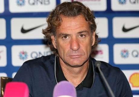 Katar entlässt Nationaltrainer Carreno