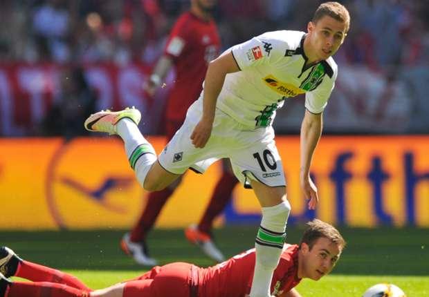 El Gladbach evita el título del Bayern