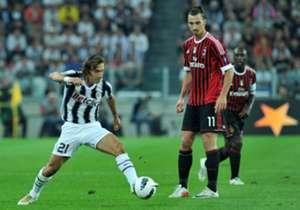Fra i giocatori che hanno militato in carriera con Milan e Juventus, ce ne sono alcuni che hanno difeso entrambe le maglie. Ricordiamo i doppi ex più conosciuti delle 2 squadre.