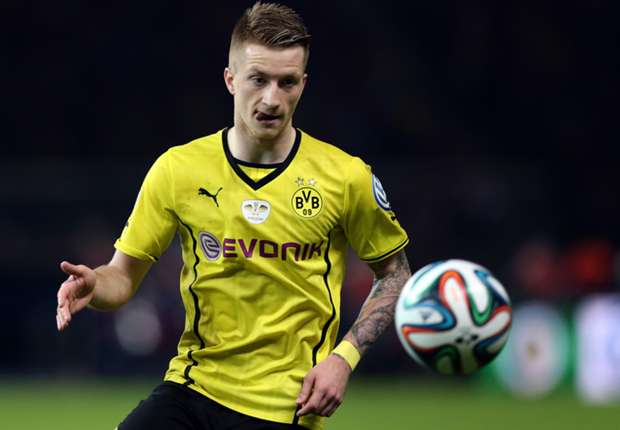 Reus agent: No contact with Bayern Munich