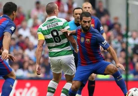 Turam trifft bei Barca-Sieg gegen Celtic