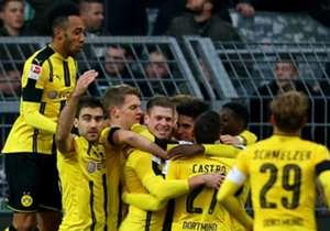 Borussia Dortmund konnte in der Gruppenphase 21-mal jubeln