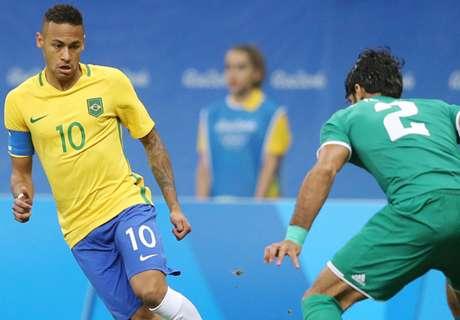Brasilien enttäuscht bei Olympia
