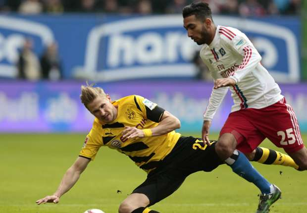 Hamburg 0-0 Borussia Dortmund: BVB frustrated by relegation strugglers