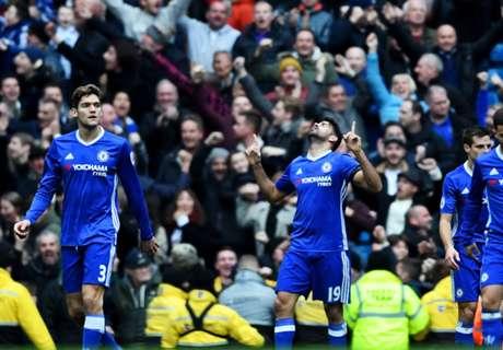 Premier League: Man City 1-3 Chelsea