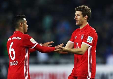 Müller und Robben: Irgendwie typisch