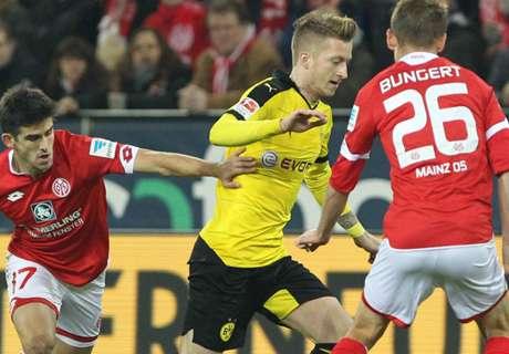 El Dortmund se recuperó rápido