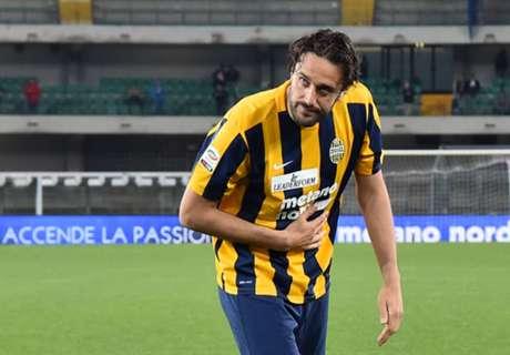 Neuer Job für Luca Toni