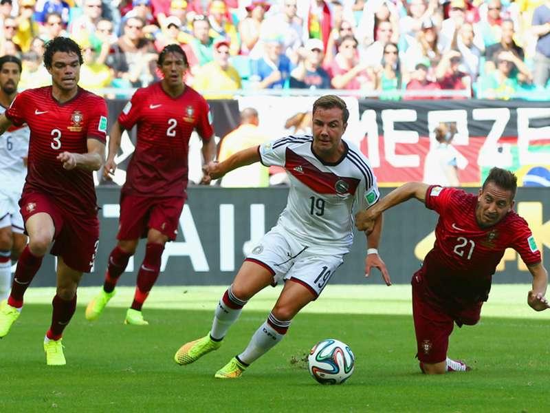"""Götze: """"Não será fácil porque Gana precisa de qualquer jeito da vitória"""""""