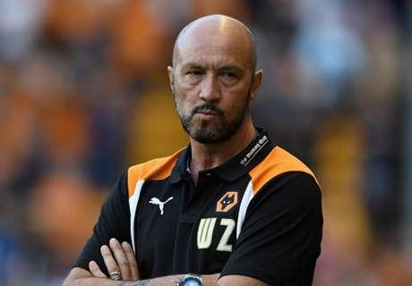 Wolverhampton entlässt Coach