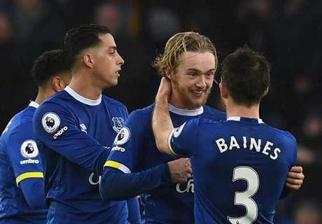 EPL: Everton demütigt ManCity