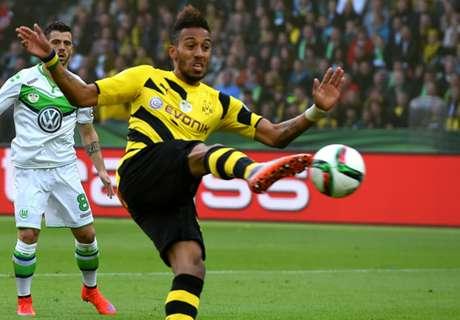 LIVE: Dortmund 1-3 Wolfsburg