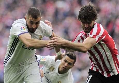 Real Madrid zegeviert in Baskenland