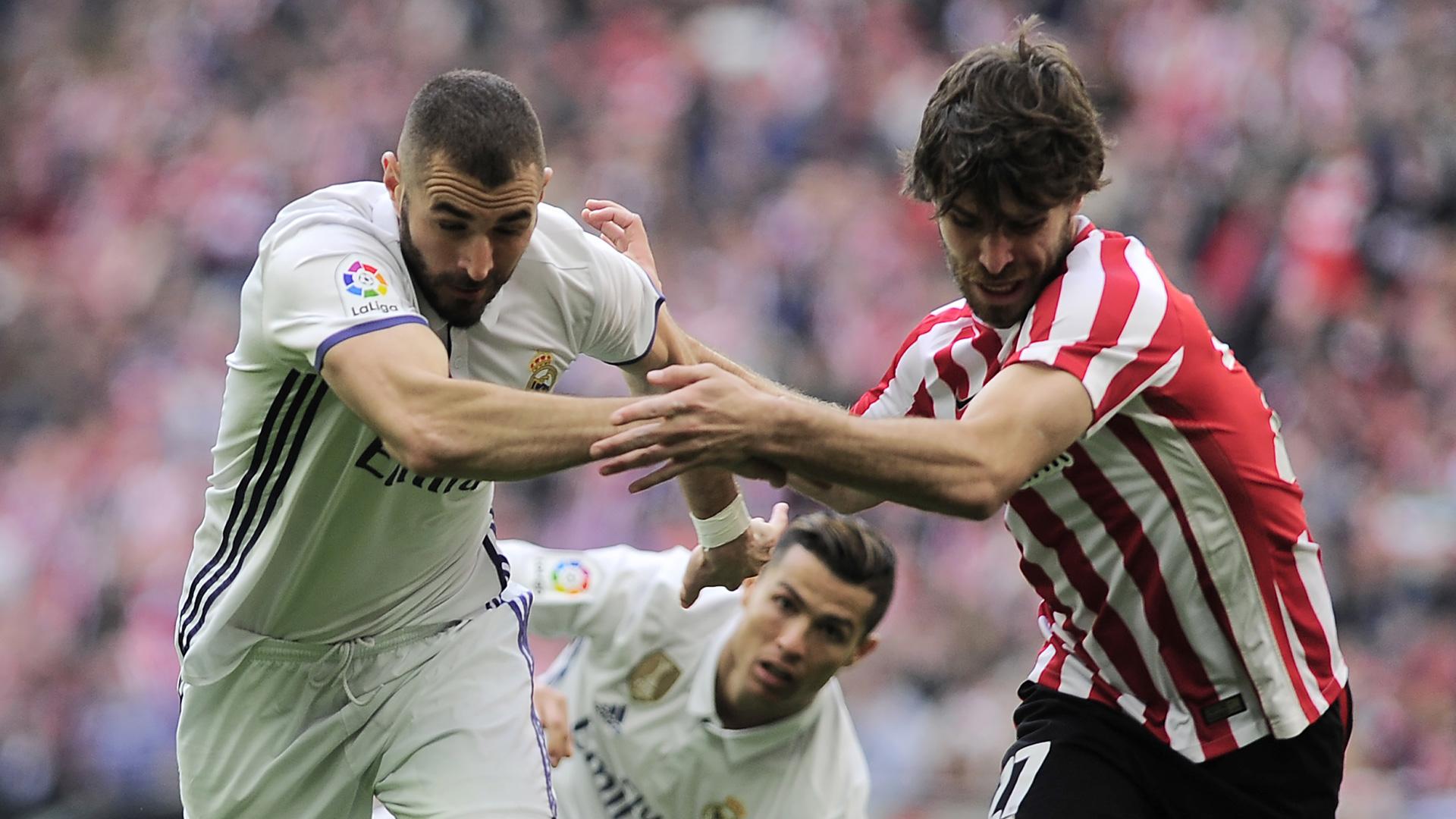 Real Madrid gegen Bilbao 18032017