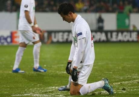 Augsburg verliert irres Spiel