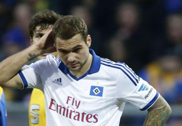 Wird diese Saison wohl nicht mehr für den HSV auflaufen: Pierre-Michel Lasogga