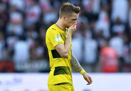 Marco Reus vermutet Kreuzbandverletzung