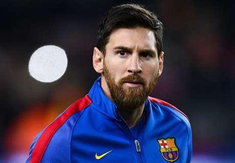 Apuntes sobre la renovación de Messi
