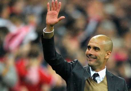 RUMOURS: PSG join Guardiola hunt
