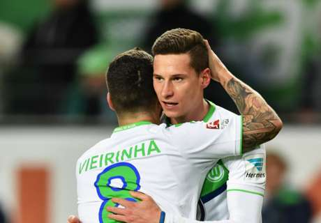 Champions League: Gent 2-3 Wolfsburg