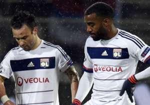 23 Tore in 44 Spielen schoss Lacazette für Lyon letzte Saison