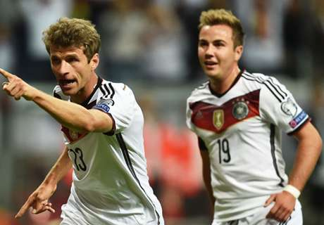 Betting: Germany - Georgia