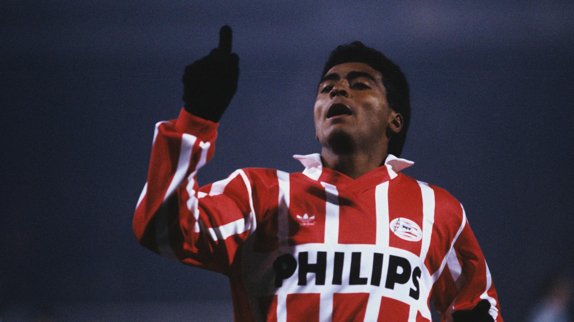 ONLY GERMAN Romario PSV Eindhoven