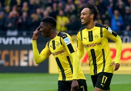 Dortmund Remukkan Wolfsburg
