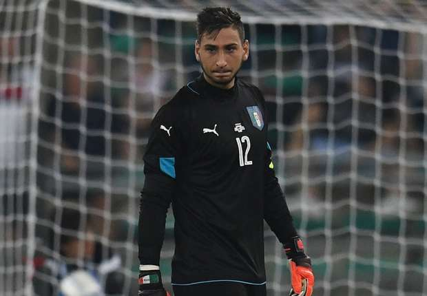 Image result for donnarumma italia vs belanda