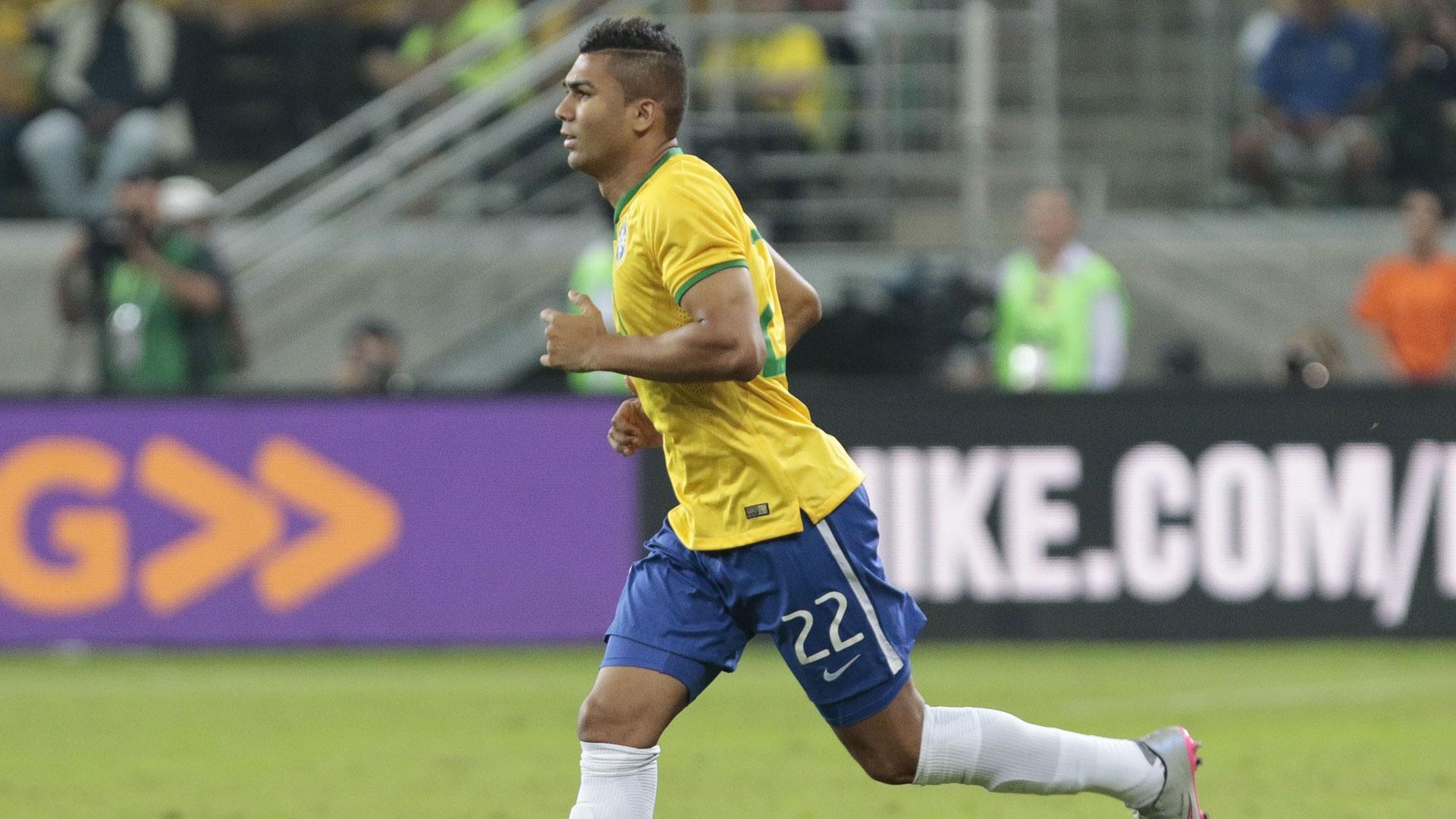 Casemiro Brasilien 07062015