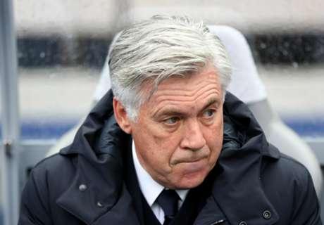 Ancelotti u problemima zbog srednjeg prsta