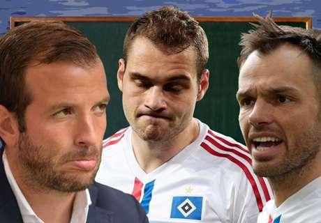 Das HSV-Zeugnis: Miserable Offensive