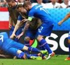 Euro 2016: Islandia 2-1 Austria