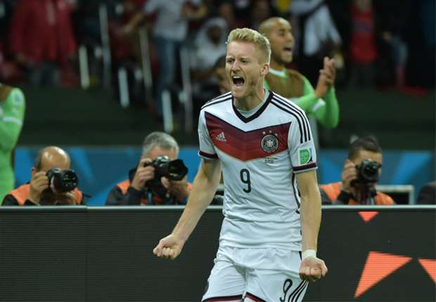 Schurrle: Germany as strong as France