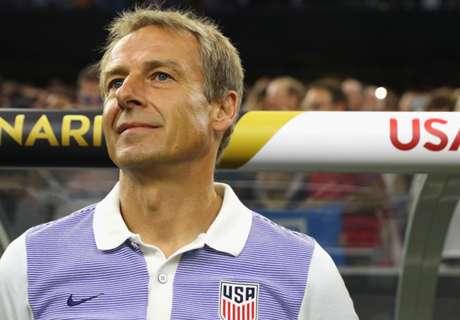Klinsmann Tangkis Rumor Tangani Inggris