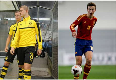 U19: Barca vs. BVB - Players to watch