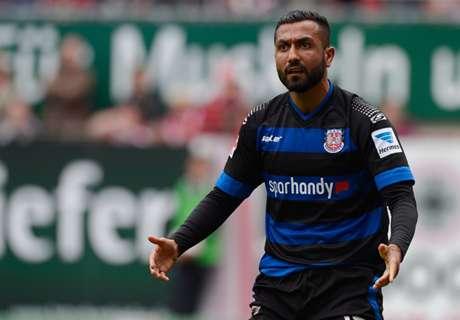 Sivasspor holt Oumari aus Frankfurt