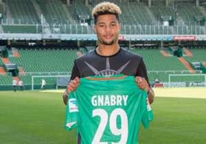 Serge Gnabry wurde beim VfB Stuttgart ausgebildet