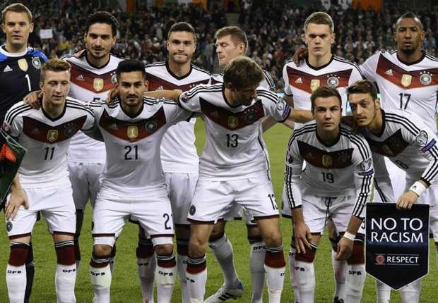 Allemagne-Géorgie 2-1, l