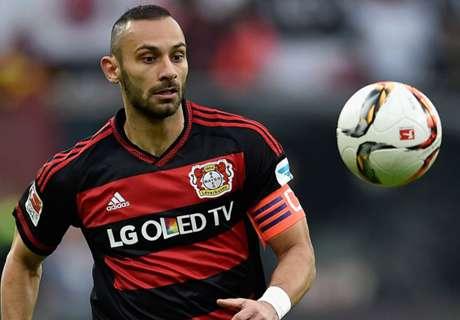 Leverkusens Toprak muss pausieren