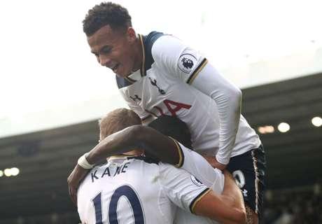 LIVE: Tottenham vs Gillingham