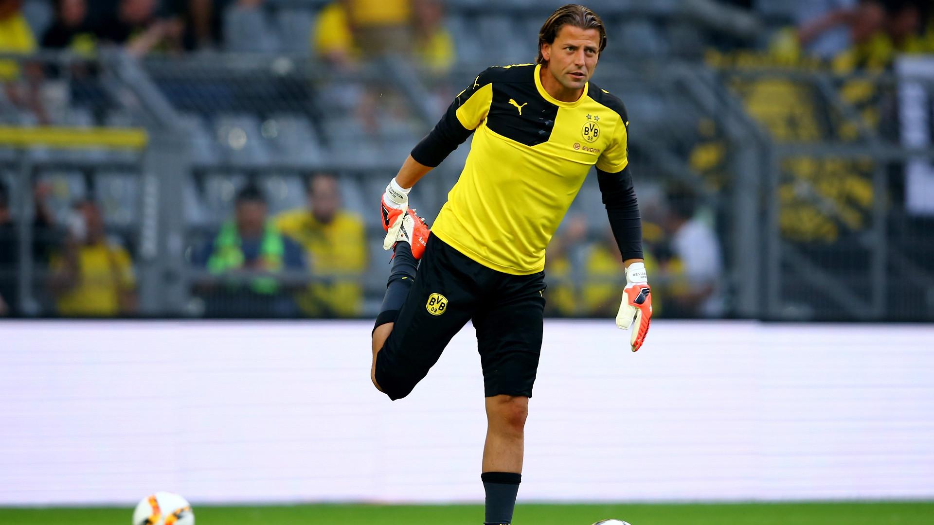 Roman Weidenfeller announces regional partnership between Stiebel Eltron and Borussia Dortmund