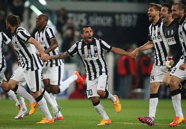Mit mannschaftlicher Geschlossenheit will Juve den ersten Finaleinzug seit 2003 schaffen