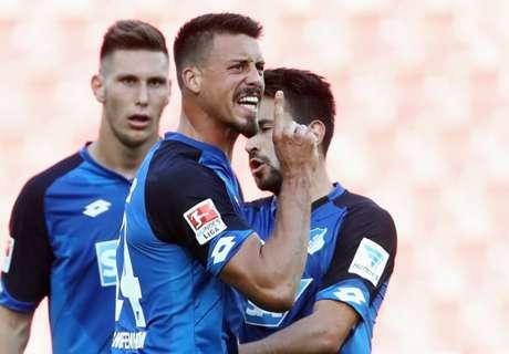 Kejutan Hertha & Hoffenheim Berlanjut