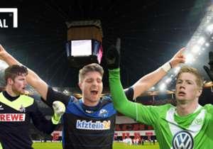 Wer war der beste Spieler? Welcher Jungstar drängte sich in der Vordergrund? Und was hat sich vielleicht auch abseits des Platzes in die Köpfe gebrannt? Goal verleiht die Awards zur 52. Bundesliga-Saison.